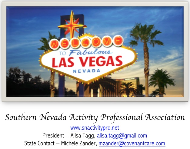 Southern Nevada Activity Professional