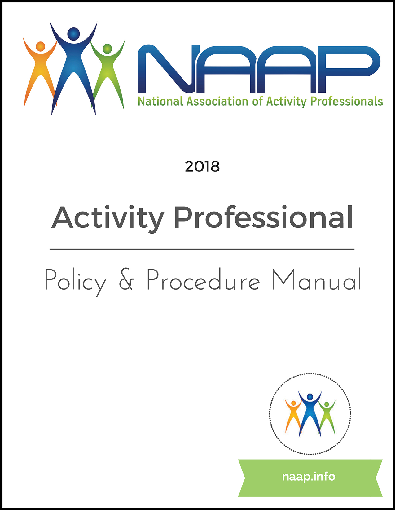 NAAP Policy & Procedure Manual 2018