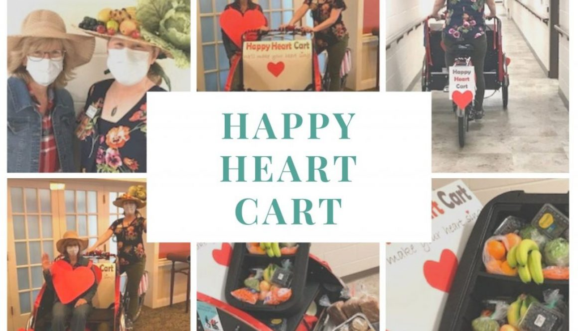 Happy Heart Cart - Colleen Knudson International Development Director