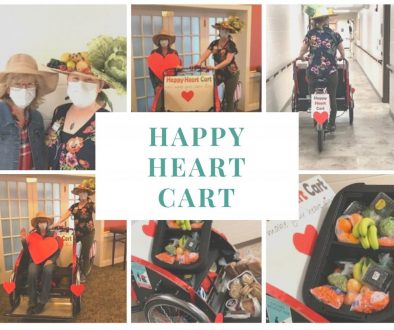 Happy Heart Cart – Colleen Knudson International Development Director