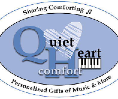 A Message from Quiet Heart Comfort