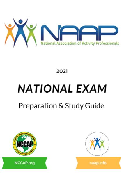 2021 Exam Prep Book Cover