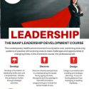 THE NAAP LEADERSHIP DEVELOPMENT COURSE